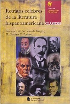 Retratos Célebres De La Literatura Hispa Diego, Francisco D