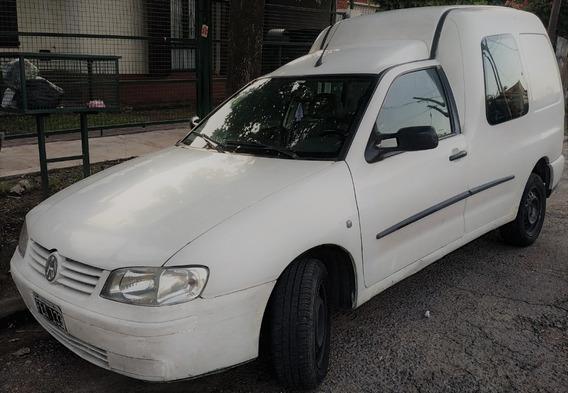 Volkswagen Caddy 1.9 05 Diesel Aire Acondicionado 5 Asientos