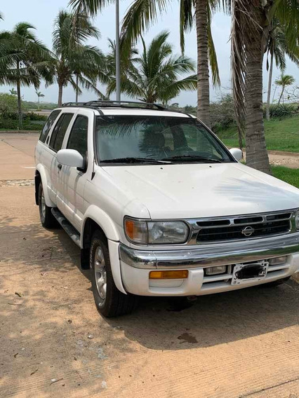 Nissan Pathfinder 1999 Le Ee Piel Aa L.a. 4x2 At