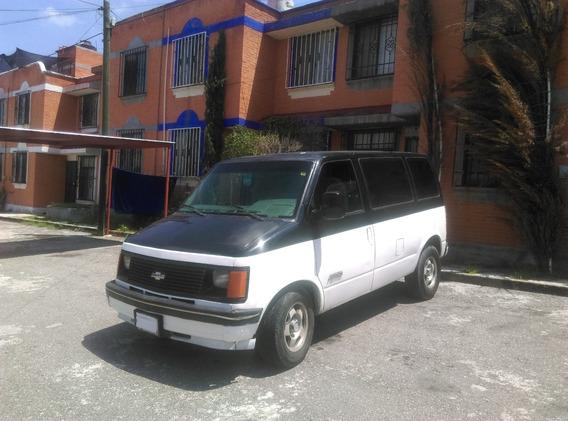 Chevrolet Astro Van Safari, Transmisión Automática