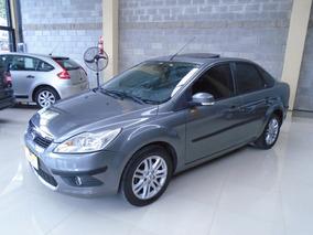 Ford Focus Ii 1.8 Tdci Ghia Con Cuero 2009, Inmaculado !!!