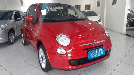 Fiat 500 1.4 Flex Cult Manual 2012 / 2013