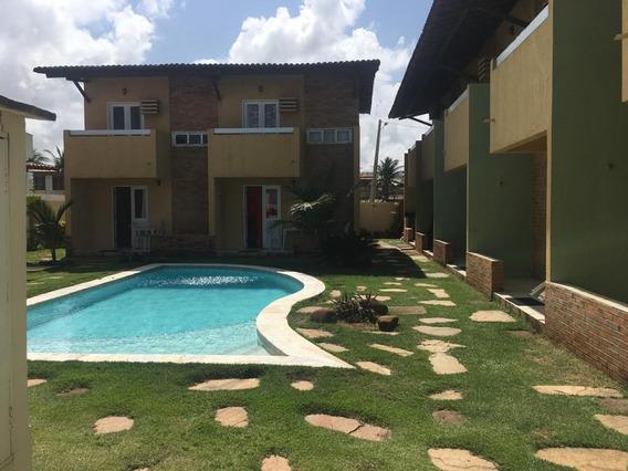 Apartamento Duplex Em Praia De Búzios, Nísia Floresta/rn De 61m² 2 Quartos À Venda Por R$ 100.000,00 - Ad308428