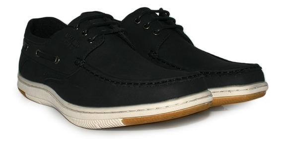 Zapato Hombre Eco Cuero Nautico Sport Massimo Chiesa