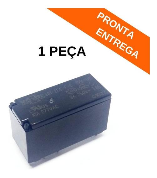 Rele 12v 8a 8 Pinos - (881-2cc-f-c) * Relé (1 Peça)