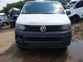 Desarmo Volkswagen Transporter Tdi Modelo 2013 Por Partes