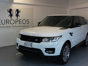 Land Rover Range Rover Sport Supercharged 510 Hp