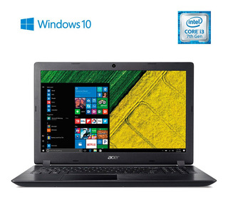 Notebook Acer 15,6 I3-8130u 4gb 1tb A315-51-34cl