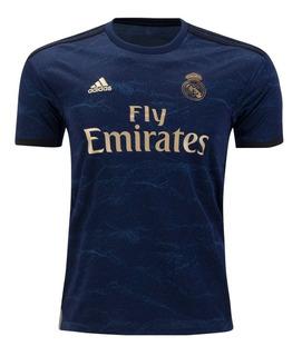 Camisa Real Madrid 19/20 Away Modelo Torcedor