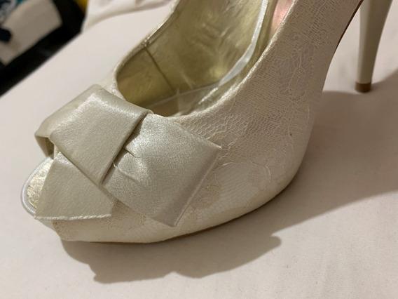 Zapatillas De Novia Excelente Precio