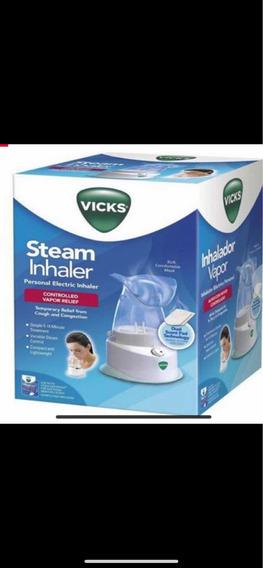Inhalador Y Vaporizador Vicks