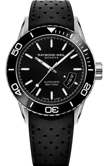 Reloj Raymond Weil Freelancer Original Rw2760sr120001