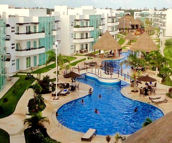 Cancun Departamento En Venta, Alberca, Pañapa Privada