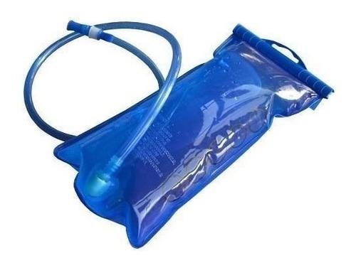 Vejiga De Hidratación 2l Para Mochila Ecology - Azul