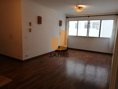 Apartamento Para Locação No Bairro Pinheiros Em São Paulo - Cod: Ja17017 - Ja17017
