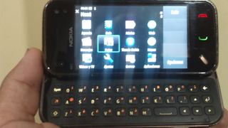 Celular Nokia N97 Mini De 8 Gigas Libre De Operador