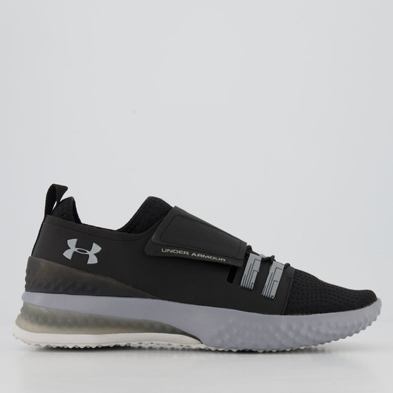 Tênis Under Armour Architech Reach Preto