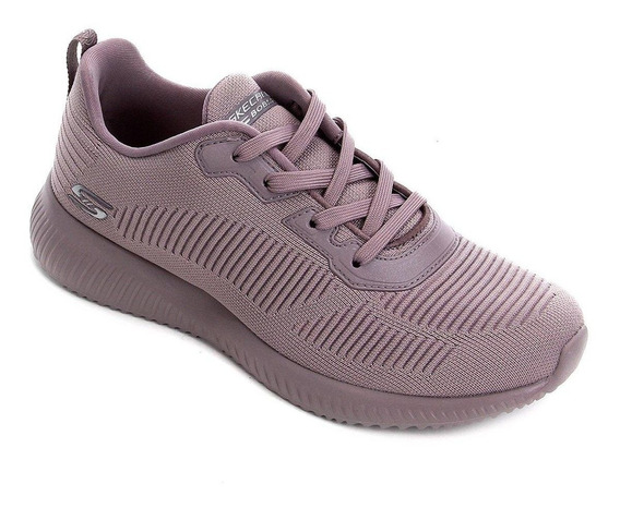Tênis Skechers Feminino Bobs Tough Talk 3250