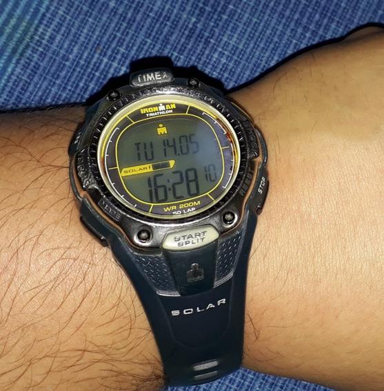 Relógio Timex Shock Solar