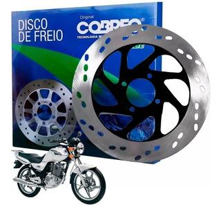 Disco De Freio Yes 125 Suzuki Cobreq Modelo Original