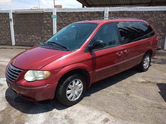 Chrysler Grand Voyager Town Country Límited