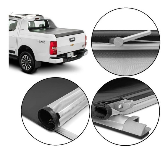 Lona Flash Cover Roller Para Aleron Bepo High Country S10