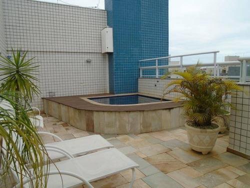 Imagem 1 de 25 de Cobertura Com 4 Dormitórios À Venda, 186 M² Por R$ 2.150.000,00 - Riviera - Módulo 6 - Bertioga/sp - Co0096