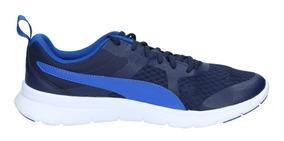 Zapatillas Hombre Puma Flex Essential Azul-72