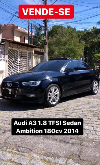 Audi A3 1.8 Tfsi Ambition S-tronic 5p 2014