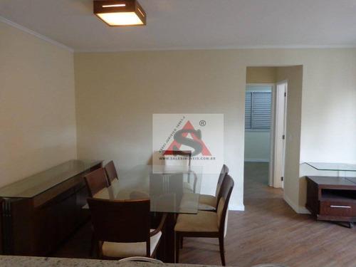 Apartamento Com 2 Dormitórios À Venda, 72 M² Por R$ 695.000,00 - Chácara Klabin - São Paulo/sp - Ap33646