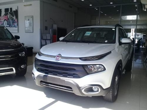 Fiat Toro Nafta 1.8 Freedom Con Flete Y Form. Incluidos