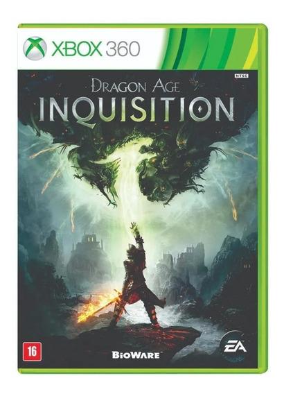 Dragon Age Inquisition - Xbox 360 - Midia Fisica - Lacrado