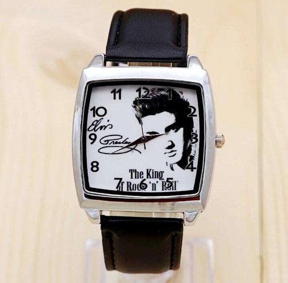 Relógio De Pulso Elvis Presley