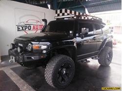 Toyota Fj Cruiser 4x4 - Automatico