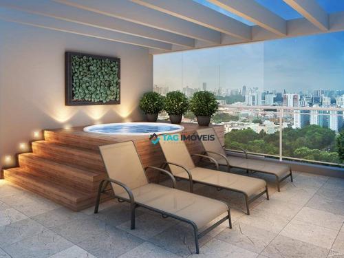 Imagem 1 de 11 de Apartamento Com 2 Dormitórios À Venda, 65 M² Por R$ 424.770,00 - Vila Industrial - Campinas/sp - Ap2392