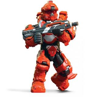 Mega Construx Halo Spartan Centurion - Juego De Construcción