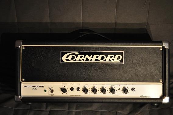Amplificador Cornford Roadhouse 50 Kotzen Govan Howe Vai