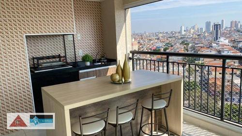 Imagem 1 de 30 de Apartamento Com 3 Dormitórios - Carrão - São Paulo/sp - Ap6582