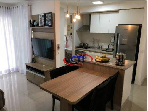 Apartamento Com 3 Dormitórios À Venda, 87 M² Por R$ 625.000 - Vila Marlene - São Bernardo Do Campo/sp - Ap2959