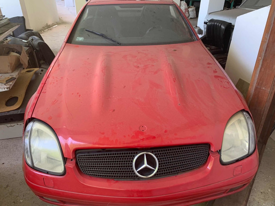 Mercedes-benz Clase Slk Slk 230