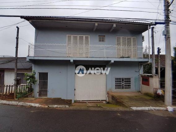 Casa Com 3 Dormitórios À Venda, 205 M² Por R$ 295.000,00 - Vila Nova - Novo Hamburgo/rs - Ca3168