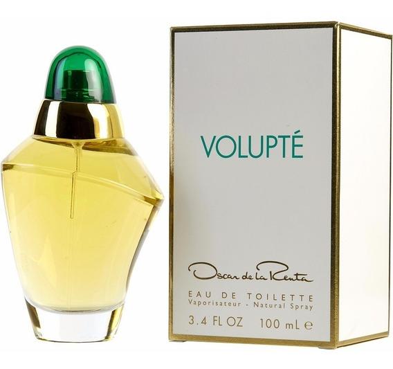 Perfume Volupté Oscar De La Renta Fem Edt 100ml Original