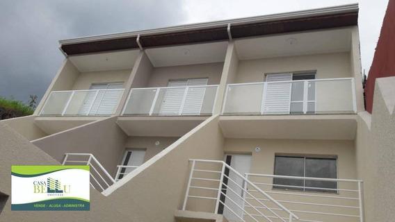 Casa Com 2 Dormitórios À Venda, 64 M² Por R$ 200.000,00 - Vila Josefina - Franco Da Rocha/sp - Ca0458
