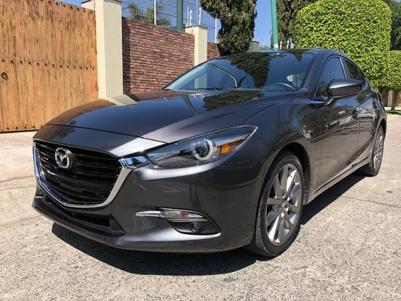 Mazda 3 S Grand Touring 2.5 Aut Piel Q/c Bose Fact. Original