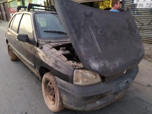 Imagem 1 de 7 de Renault Clio 1.6 8v 97 Argentino Sucata Somente Peças