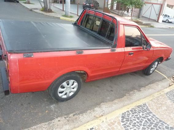 Ford Pampa 1.8 Ap Ano 1991 Vermelho