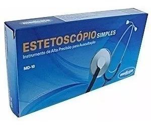 Estetoscópio Simples E Fácil De Usar Para Profissionais.