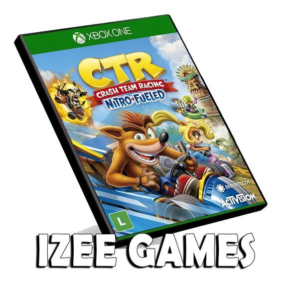 Crash Team Racing Nitro Fueled Xbox One Digital + 1 Jogo