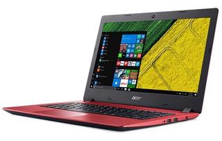 Notebook Acer Intel Celeron N3550 500gb 4gb Win 10 Hdmi