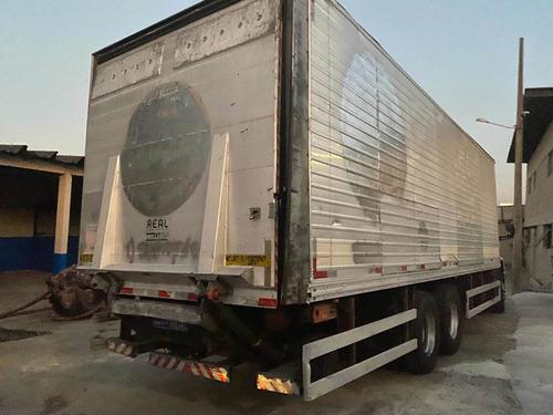 Imagem 1 de 4 de Baú É Ranpa De Alumínio  Para Truk 16 Palets Filé 29000